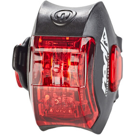 Red Cycling Products Power LED USB Rear Light, black